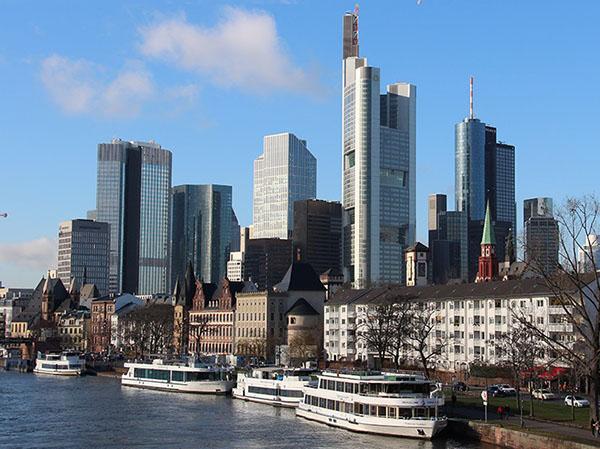 Frankfurt am Main Aktenvernichtung Akten Einlagerung