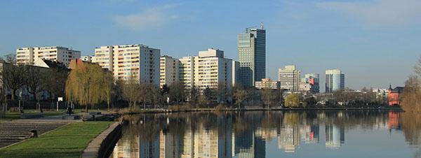 Offenbach am Main Aktenvernichtung Akten Einlagerung